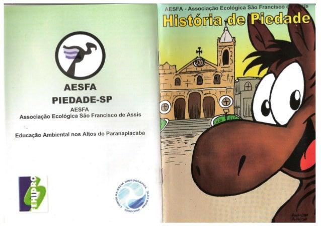 História de Piedade AESFA