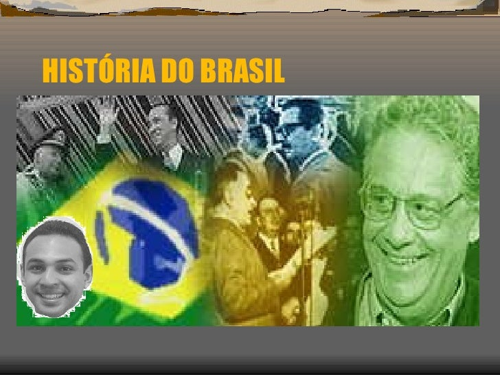 História do Brasil   Aroldo