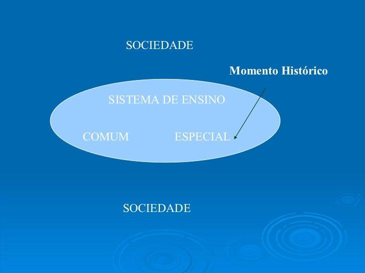 Historico da educação especial