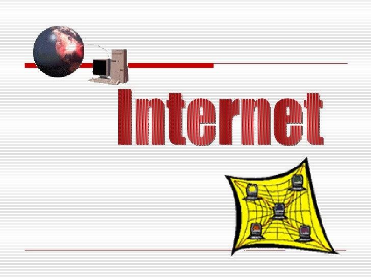 HistóRico Internet