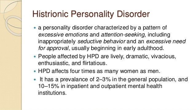 dont be defined by personality disorders essay