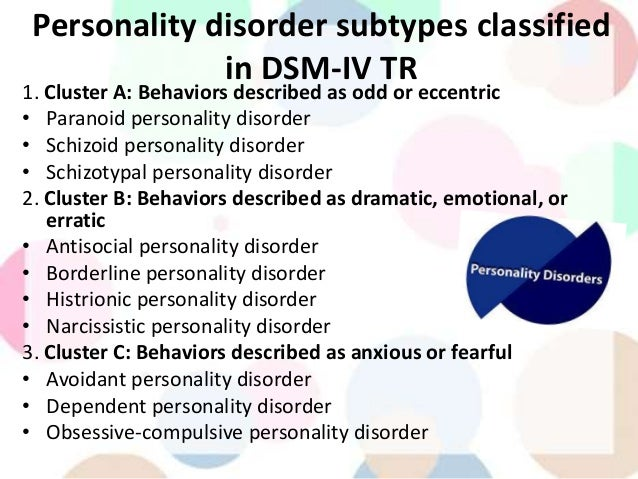 disorder essay This is causing a nationwide problem with the over diagnosis of multiple personality disorder nationwide the disease will respond to standard treatments because, like other mental diseases, it acts by making the person have a obscured view of themselves.