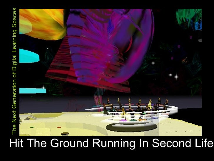 Hit the Ground Running in Second Life