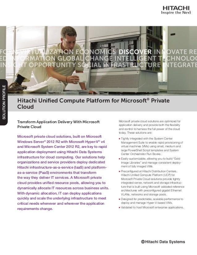 Hitachi solution-profile-built-for-microsoft-private-cloud