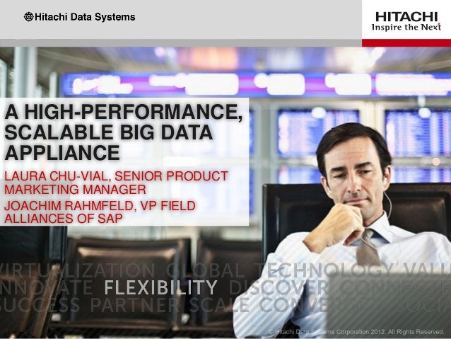 A High-Performance, Scalable Big Data Appliance