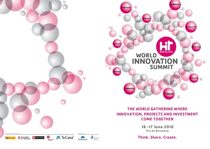 TeleCom         THE WORLD GATHERING WHERE INNOVATION, PROJECTS AND INVESTMENT           COME TOGETHER           16 -17 Jun...