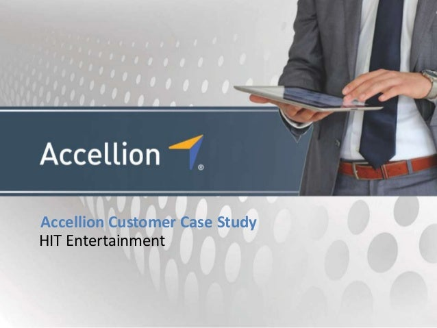 Accellion Case Study: HIT Entertainment