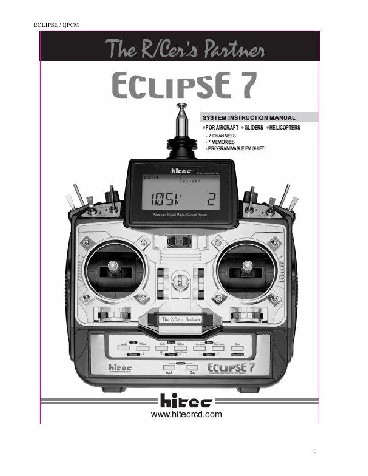 ECLIPSE / QPCM                      1