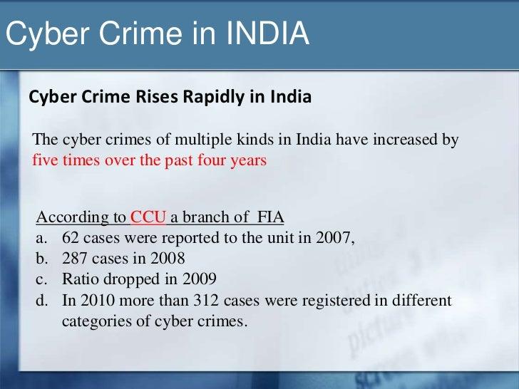 Increase In Crime Essay