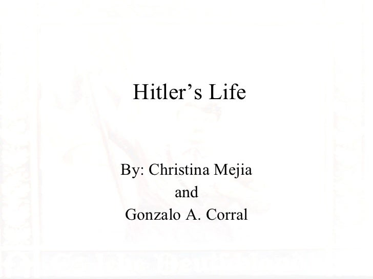 Hitler Project