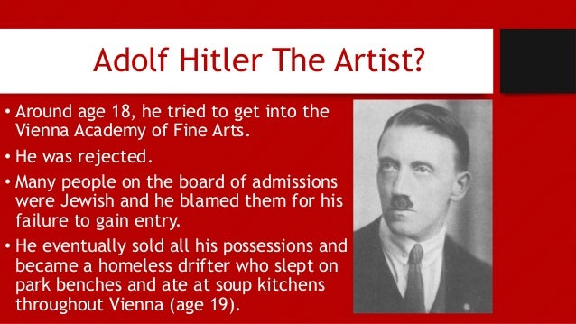 adolf hitlers ambition gave rise to the holocaust Originally answered: how do you explain hitler's rise to power given his unusual   adolf hitler, a former army corporal, and his national socialist party (nazi.