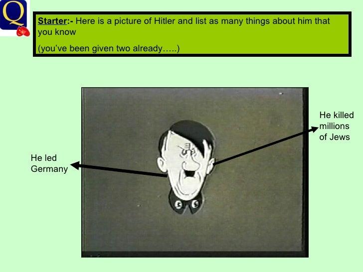 Hitler'srise