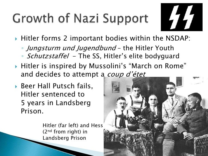 hitler s rise to power It is one of history's most troubling questions – how did adolf hitler manage to gain power and popularity in germany looking at the.