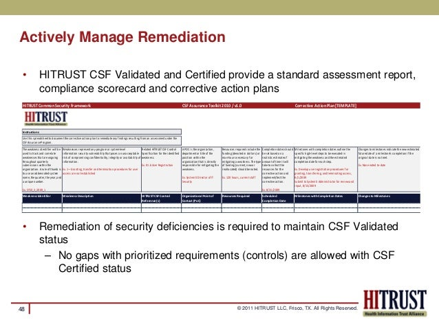 Hitrust Csf Meaningful Use Risk Assessment