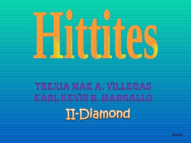 Hittites BNAHS