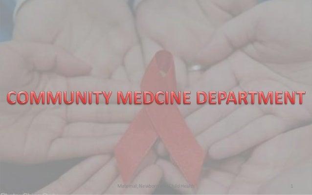 Hiv aids seminar communti