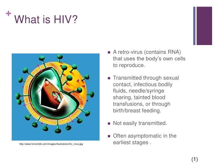 acute hiv infection case studies