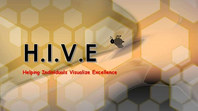 Helping Individuals Visualize Excellence
