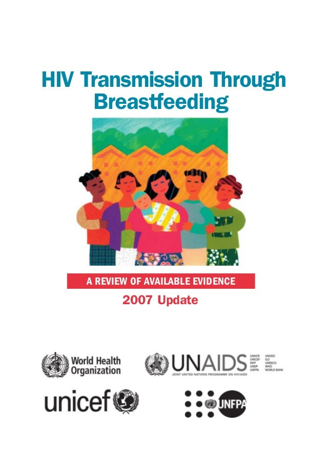 This publication is an update of the review of current knowledge on HIV transmission throughbreastfeeding, with a focus on...