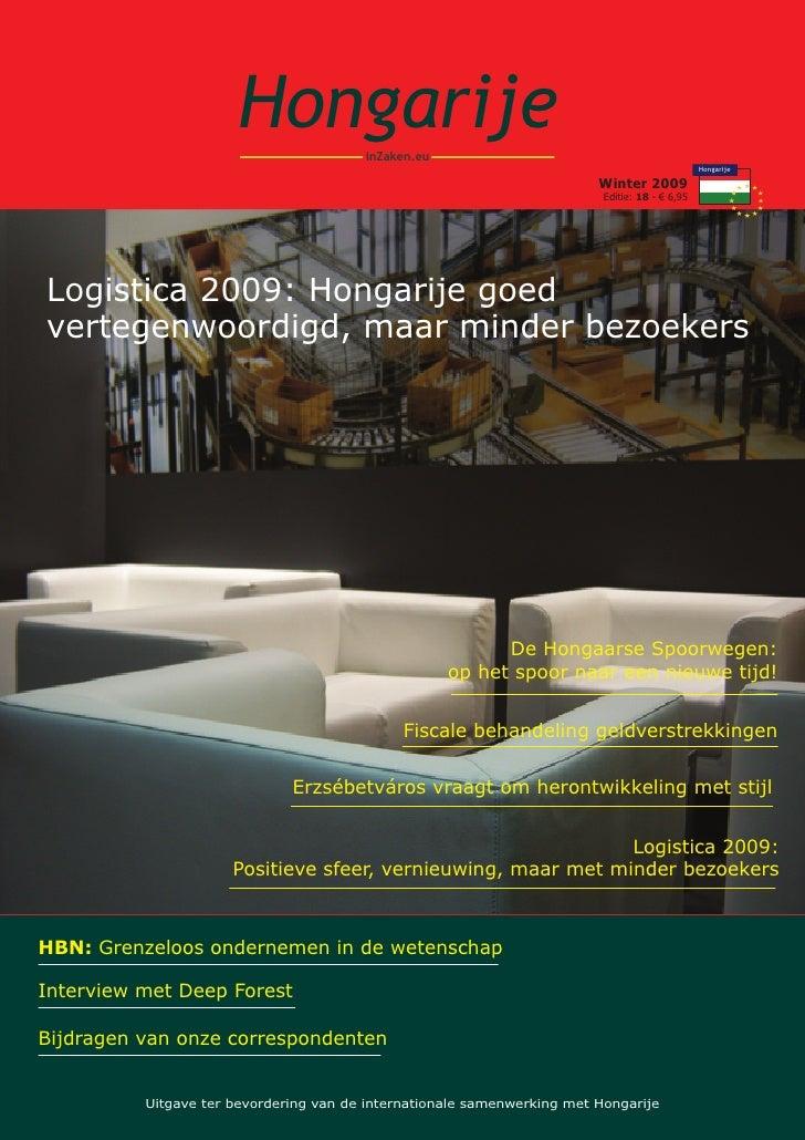 Hongarije in Zaken ed.18
