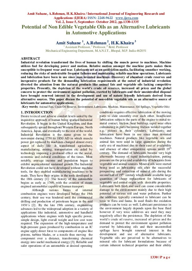 Amit Suhane, A.Rehman, H.K.Khaira / International Journal of Engineering Research and                     Applications (IJ...