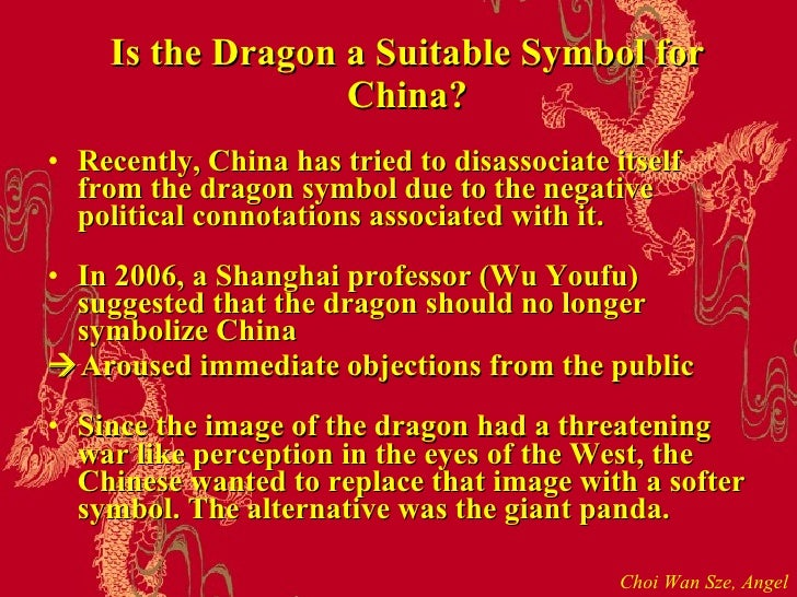 Symbolic Meanings Of Dragons Between East And West Hkbu