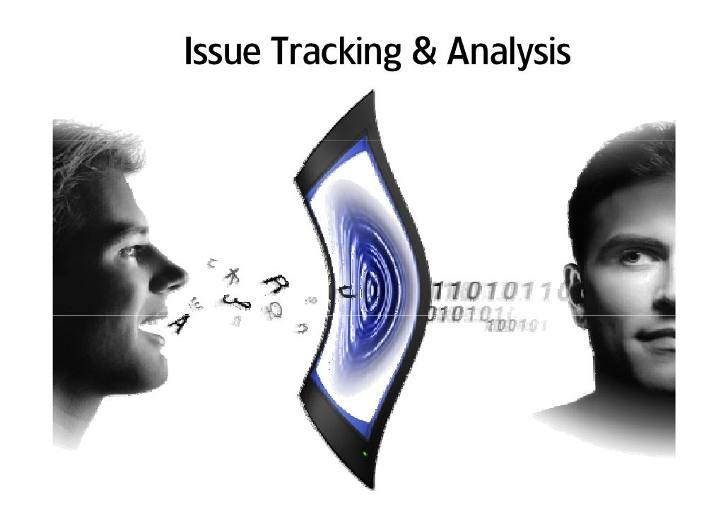 Issue Tracking & Analysis