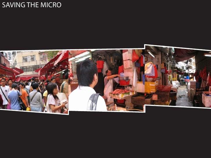 PermaCity: HK Fantasies - Saving the Micro by Jasper Moelker (31 Oct 2008)
