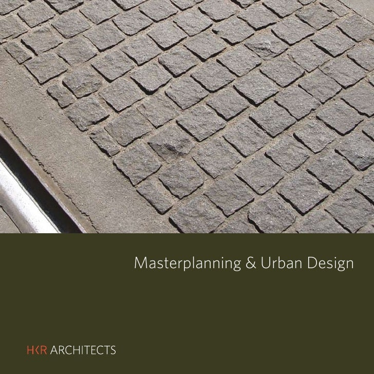 HKR : MASTERPLANNING & URBAN DESIGN                    HKR : MASTERPLANNING & URBAN DESIGN                                ...