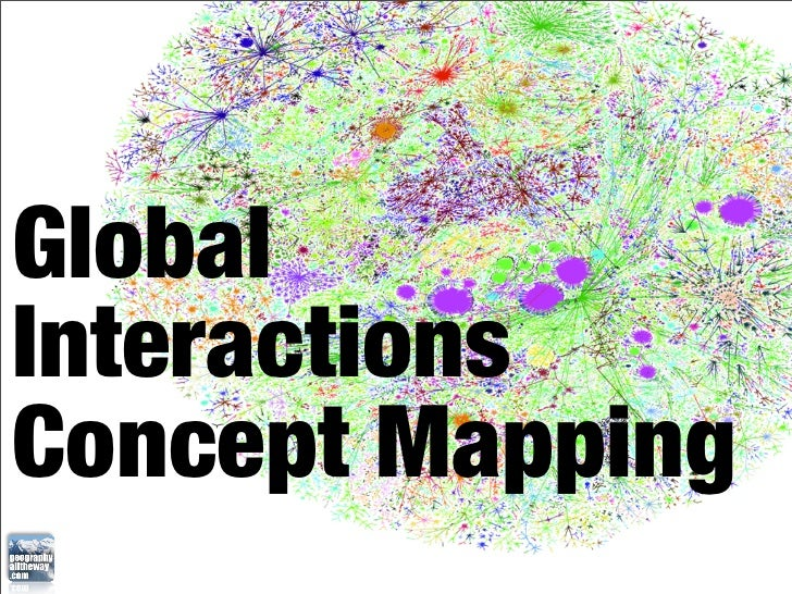 GlobalInteractionsConcept Mapping