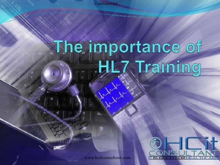 Hl7 training