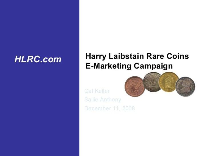 HLRC Final Presentation 121108