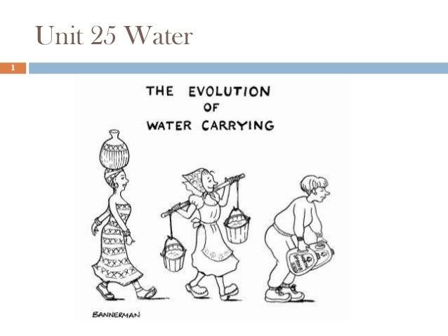 Unit 25 Water1