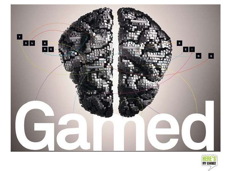 Social Gaming and Game Mechanics Presentation - Here's My Chance