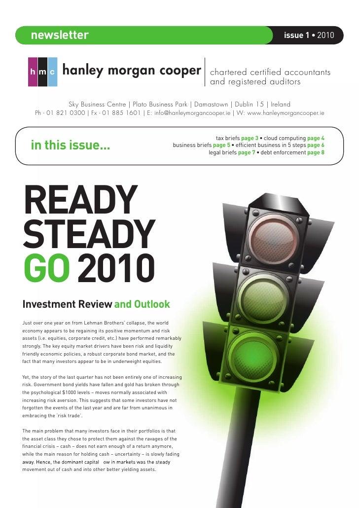 HMC Newsletter 2010-1