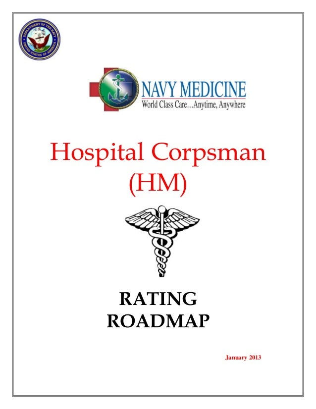 Hospital Corpsman (HM) RATING ROADMAP January 2013