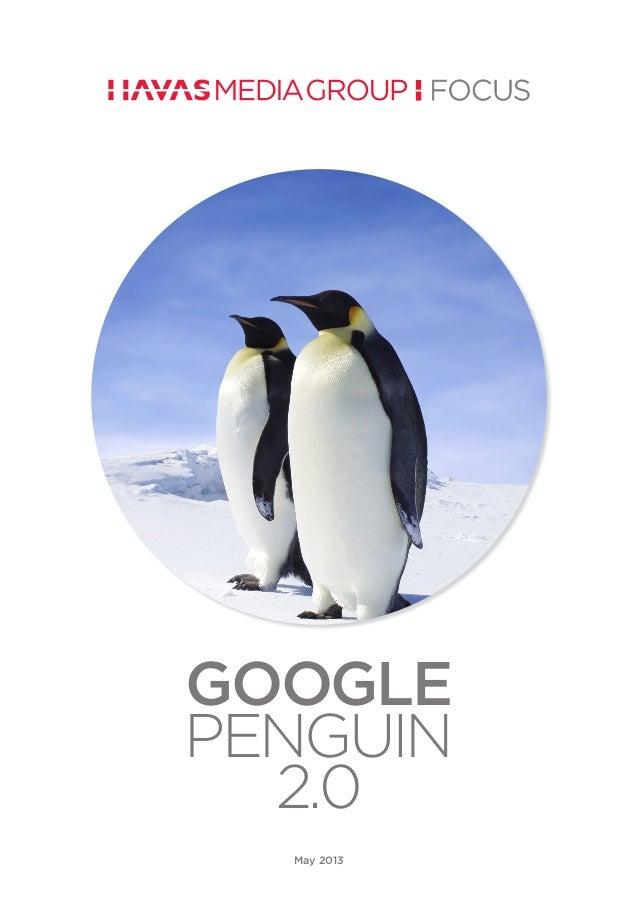 Havas Media Group Focus : Google Penguin 2.0