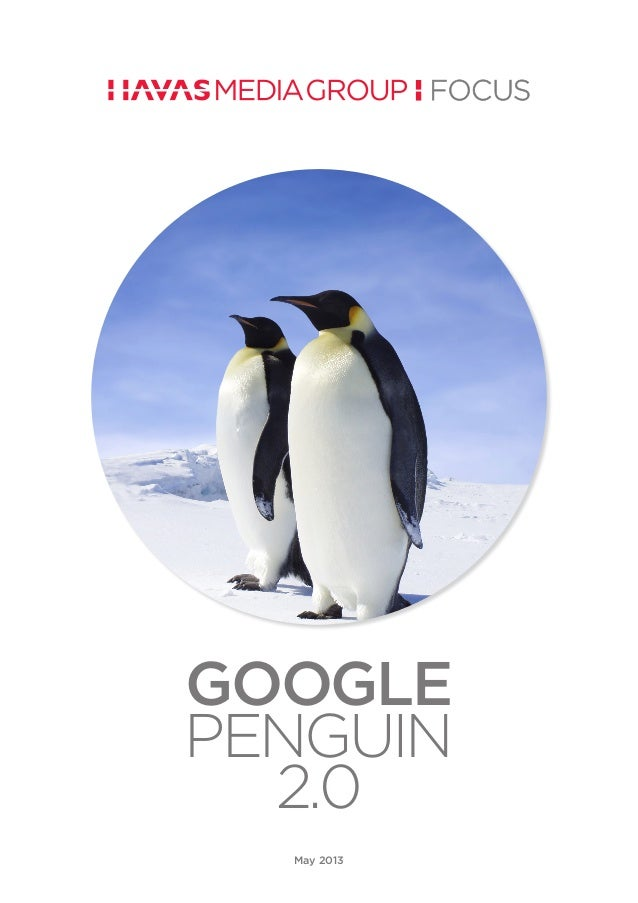 Havas Media Group Focus : Google Penguin 2.0