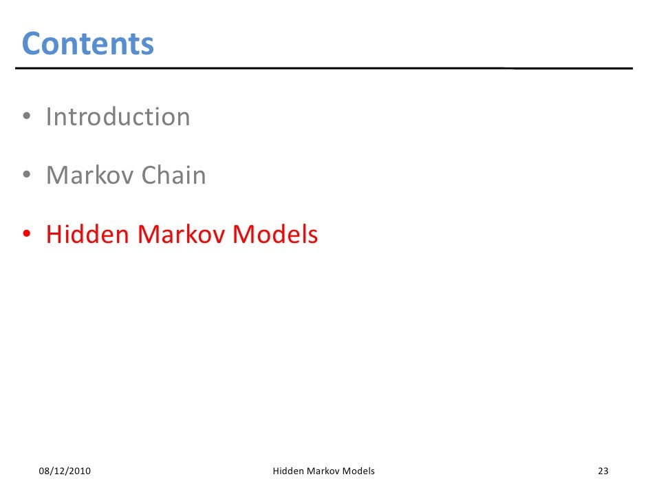 hidden markov model thesis Prediction of financial time series with hidden markov models by yingjian zhang beng shandong university, china, 2001 a thesis submitted in partial fulfillment.