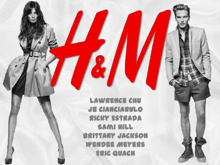 H&M social media strategy