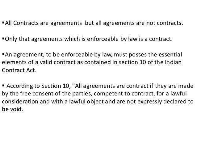 how to make a contract valid