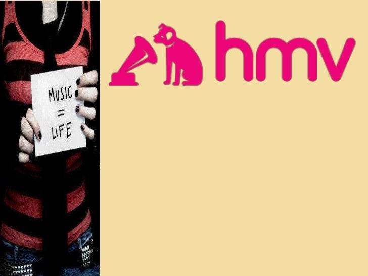 Content   Introduction          • Page     •          •              Objective of Report & Background Information of HMV  ...