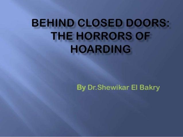 By Dr.Shewikar El Bakry