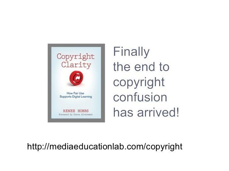 Hobbs namle 2011 copyright clarity