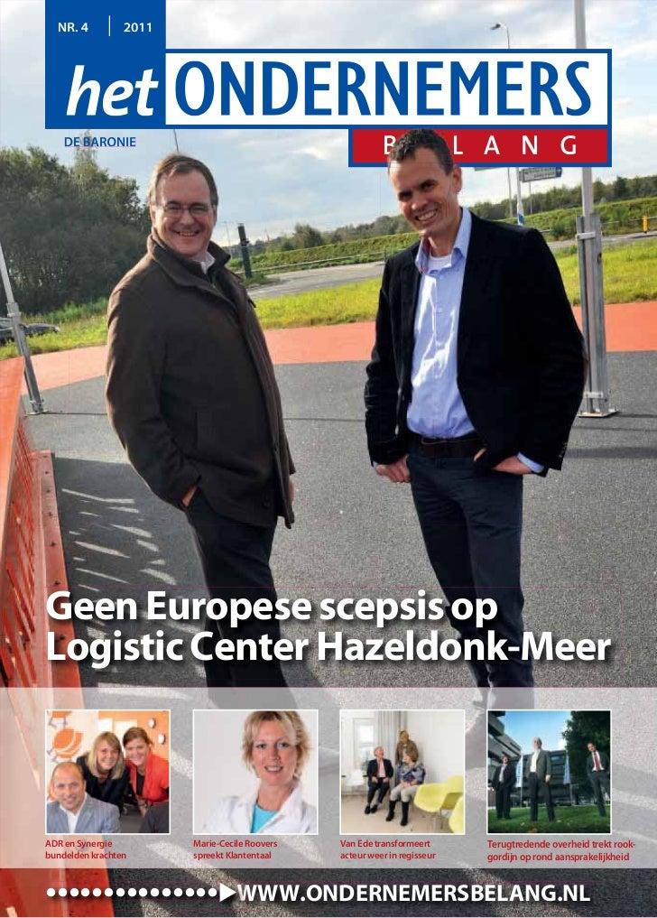 Magazine Het Ondernemersbelang De Baronie 04 2011