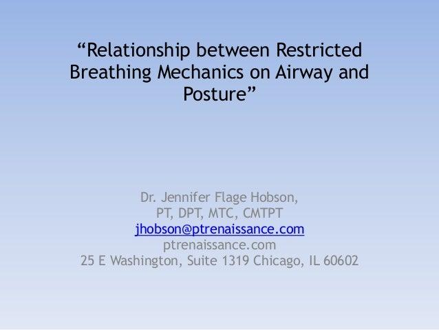 Ep 27 Hobson posture and airway