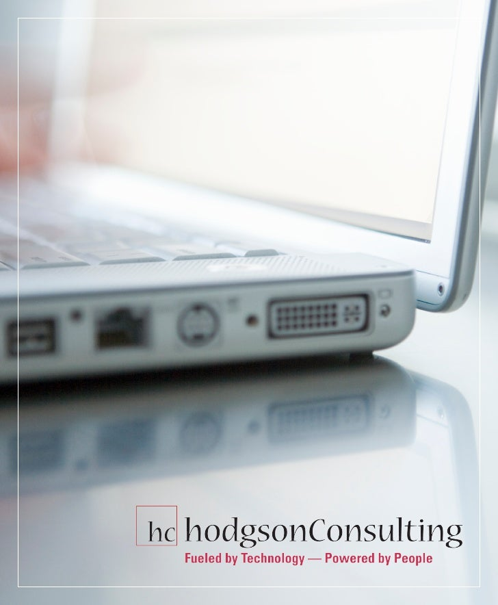 Company Overview      From our founding in 2001, we have worked ceaselessly to make Hodgson the premier strategic web     ...