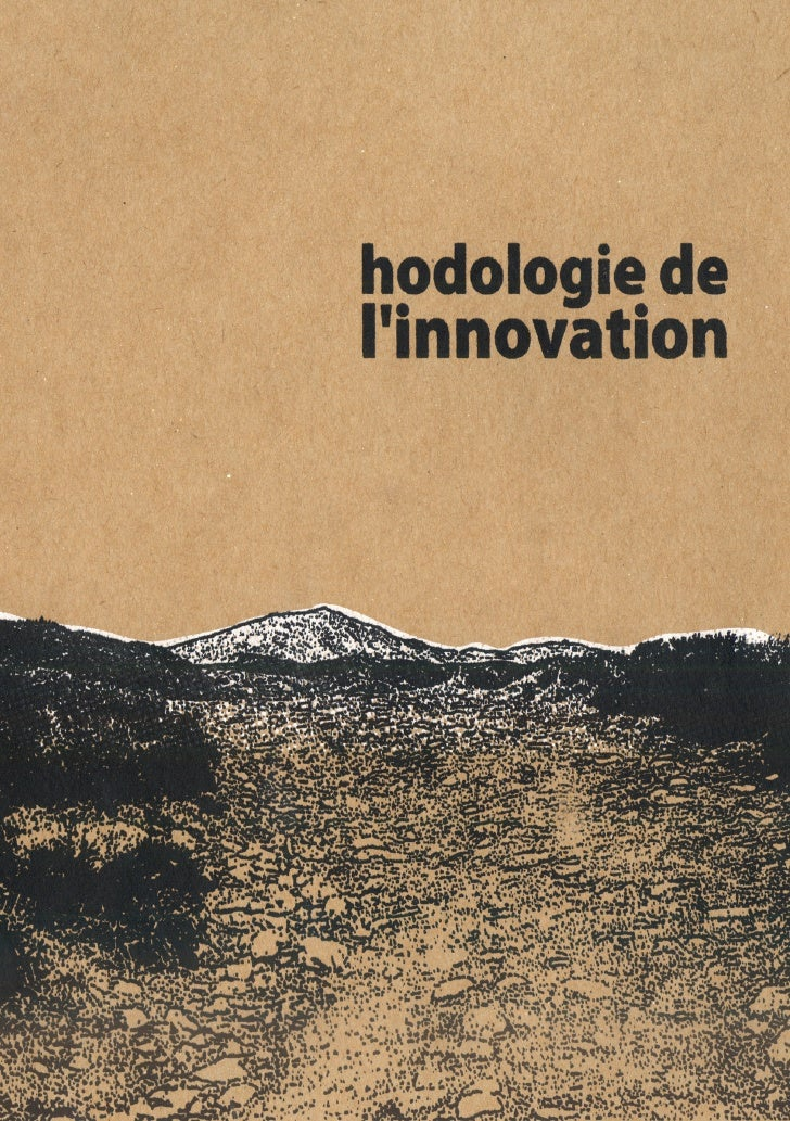 Hodologie de l'innovation