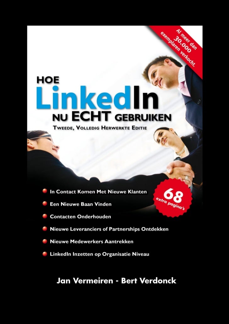 """Wat anderen zeggen over""""Hoe LinkedIn nu ECHT gebruiken""""""""Eindelijk iemand die uitlegt waarom LinkedIn nuttig is. Als een ty..."""