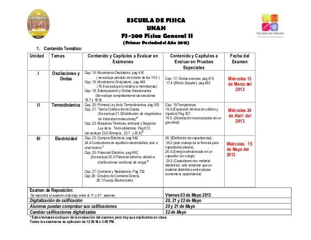 ESCUELA DE FISICA                                                                     UNAH                                ...